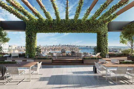 OWS terrace